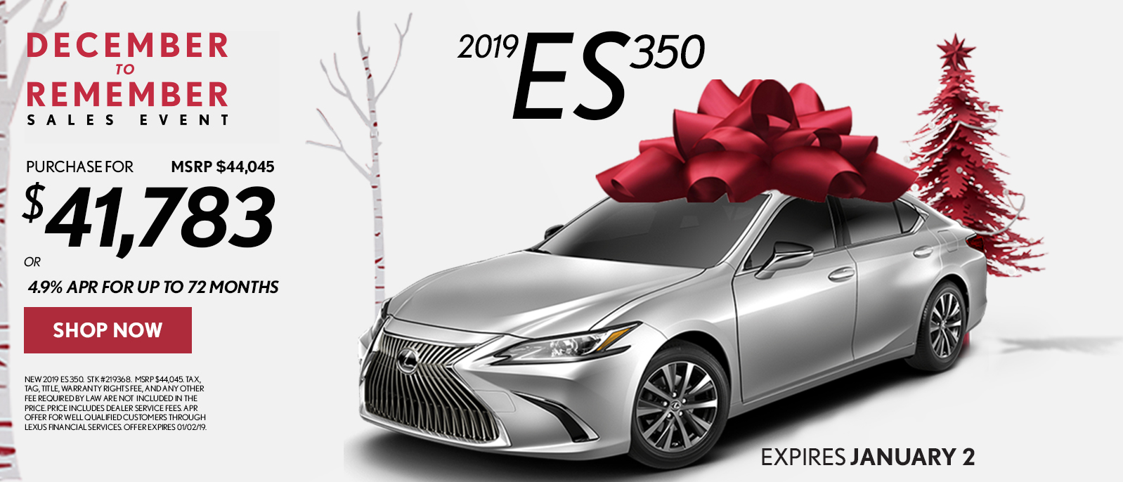 Hennessy Lexus Atlanta >> Hennessy Lexus | Lexus December to Remember Offers and ...