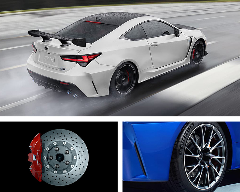 2021 Lexus RC F Performance
